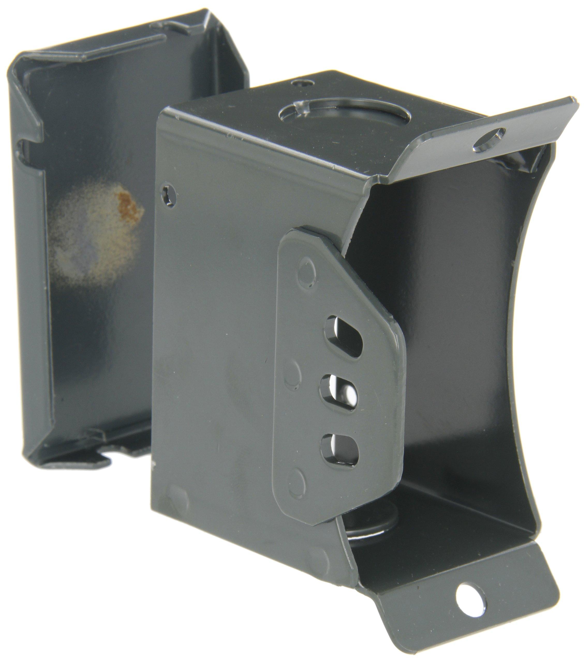 Fasco KIT144 Gray Tie-Rod Mountable Conduit Box, For 4.4'', 5'' and 5.6'' Diameter Motors