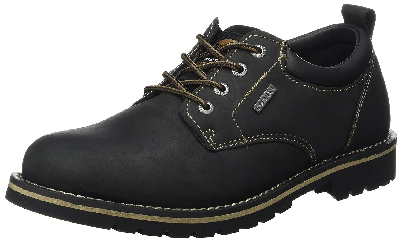 Herren 39WI010-401100 Sneaker, Schwarz (Schwarz), 42 EU Dockers by Gerli