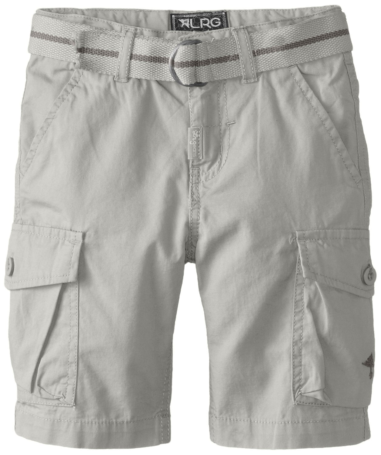 LRG Little Boys' Toddler Research Cargo, Ash, 2T