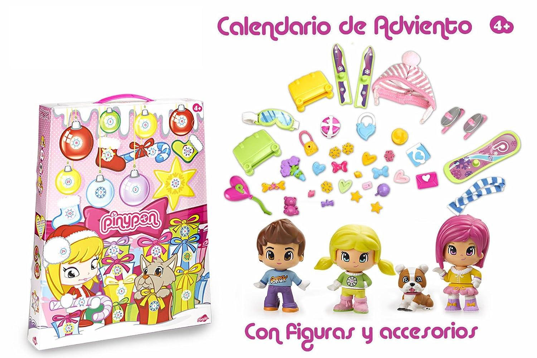 Calendarios de Adviento de Princesas y Muñecas