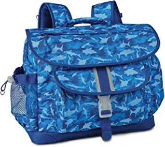 Bixbee Kids Backpack School Bag Dino Camo