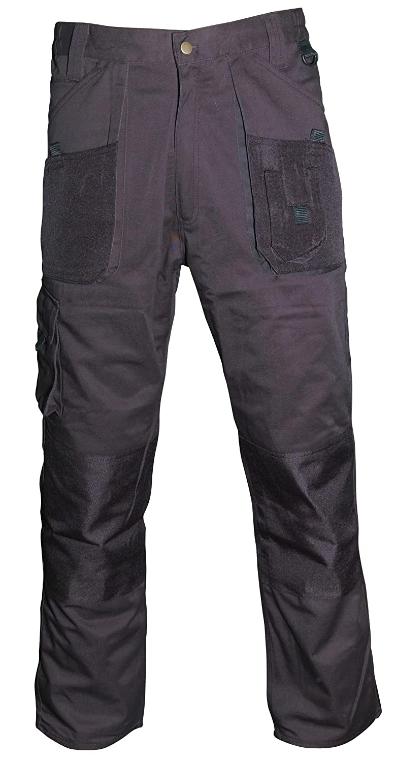 Black Blackrock Mens Workman Long Trouser 30 Inch