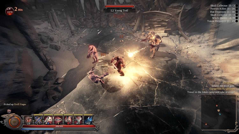 Witch Hunter Grim Dawn