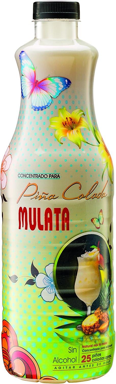 Mulata Concentrado Para Piña Colada 1,5L: Amazon.es ...