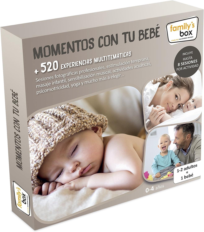 family box momentos con tu bebe