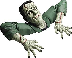Rubie's Universal Monsters Grave Walker Decoration, Frankenstein