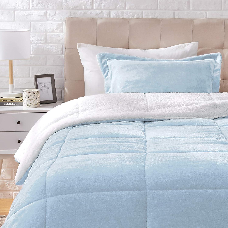 Amazon Basics Ultra Soft Bed Set