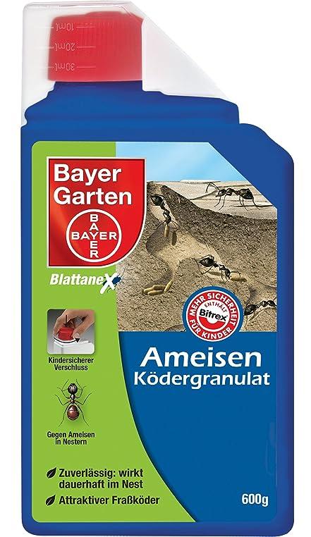 Bayer 79451938 Garten Ameisenmittel Ködergranulat Zur