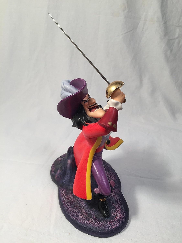 Amazon.com: WDCC Disney Peter Pan Tiempo de Capitán Hook Te ...