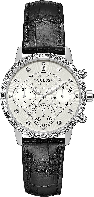 Guess Sunny W0957L2 - Reloj analógico de Cuarzo para Mujer con Pulsera de Cuero