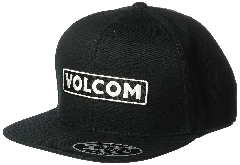 Volcom Gorra Bartar 110 - Hombre Gorra - Black: Amazon.es: Ropa y ...