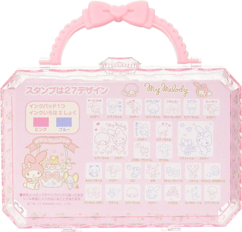 Sanrio Original My Melody Ensemble Tampon et /étui M