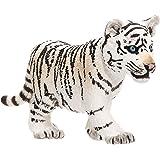 Schleich Tiger Toy Figure, White