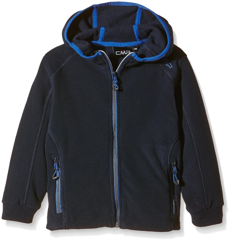 CMP - Chaqueta de Forro Polar para jó venes todo el año niño color B.Blue-Royal tamaño 4 años (104 cm) CMP - F.lli Campagnolo 3H14814