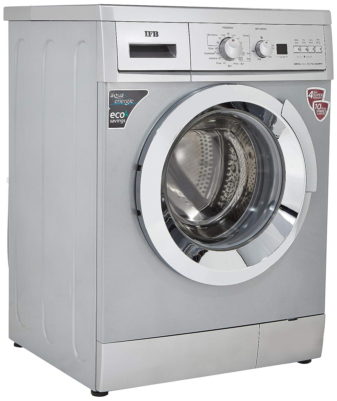 Ifb Serena Aqua Sx Fully Automatic Front Loading Washing Machine 7 Wiring Diagram Of Kg White Home Kitchen
