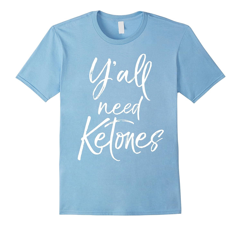 Ketones Shirt Southern Keto Medium-Xalozy