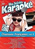 Mes soirées Karaoké Chansons françaises - volume 4
