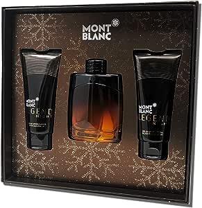 Montblanc Set Legend Night 100 ml edp, 100 ml asb, 100 ml sg