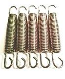 15x Ressorts pour Trampoline 370cm - 400cm - 430cm