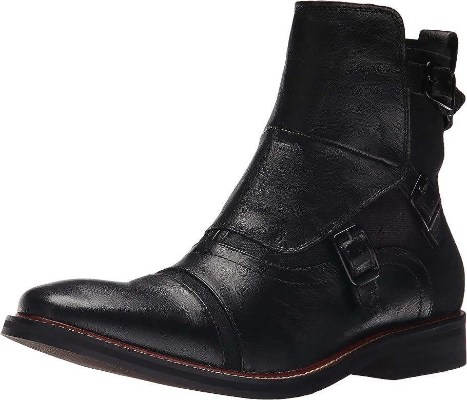 Guess Botas de arnés de Jermaine Hombre: Amazon.es: Zapatos y ...