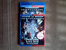 like previous marvel blu-ray movies it includes a really nice ...