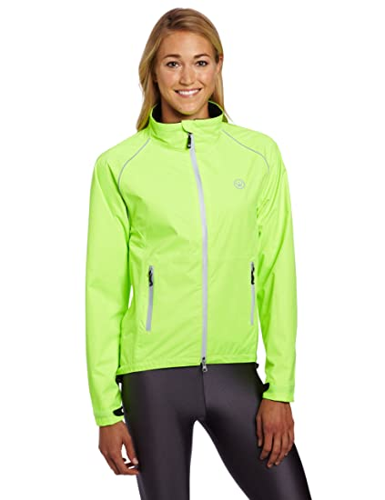 Amazon.com  Canari Cyclewear Women s Niagara Rain Jacket 7304a18ee