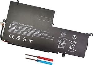 PK03XL 789116-005 788237-2c3 Battery for HP Spectre X360 13-4002dx 13-4003dx 13-4005dx 13-4001dx 13-4100dx 13-4101dx 13-4102dx 13-4103dx 13-4110dx 13-4116dx 13-4193dx 13-4125nr 13t-4000 13-y023cl
