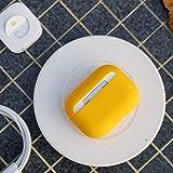 DamonLight AirPods Pro 手机壳 [前部 LED 可见][支持无线充电] 适用于 Airpods Pro 充电盒MABPRO
