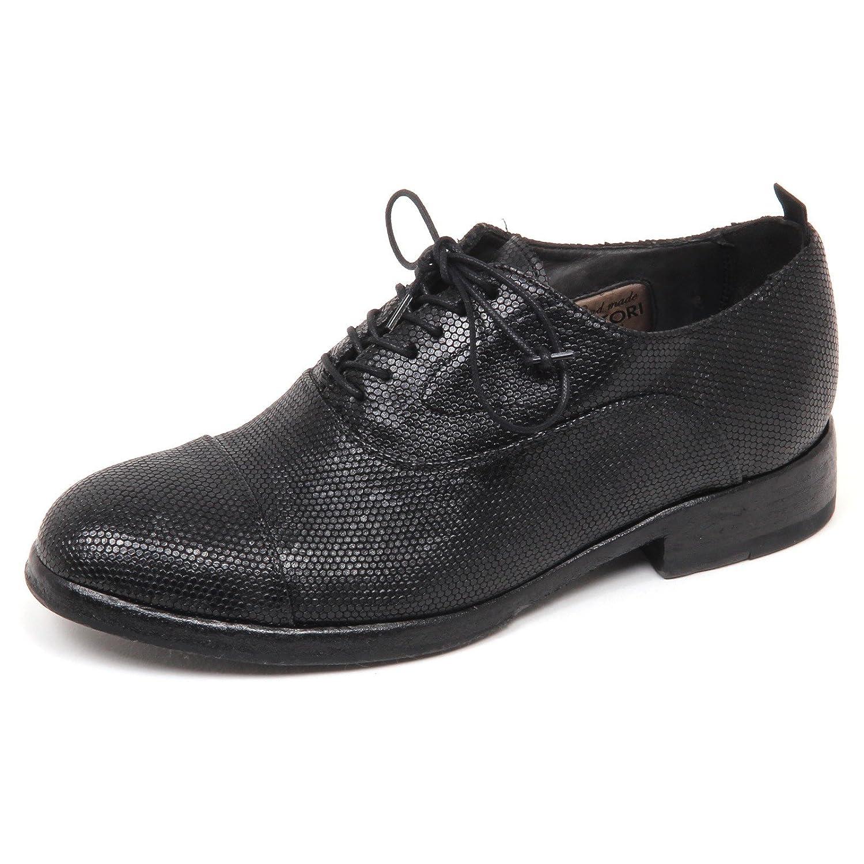 E6850 Scarpa Classica Donna Black SARTORI Gold Scarpe Shoe Woman 36 EU|Nero