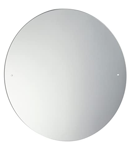 "HOLES /& FIXINGS BEVEL EDGE WALL MIRROR 24/"" x 12/"" £25.00 to clear 61cm x 30cm"