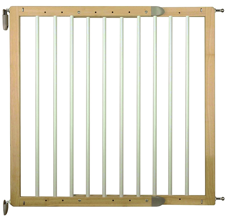 nordlinger Pro 800011Barrera de seguridad giratoria en madera NP1SW