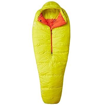 Mountain Hardwear HyperLamina Spark - Sacos de dormir - Long amarillo 2017: Amazon.es: Deportes y aire libre