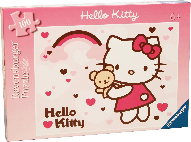 Hello Kitty 100 Piece Puzzle