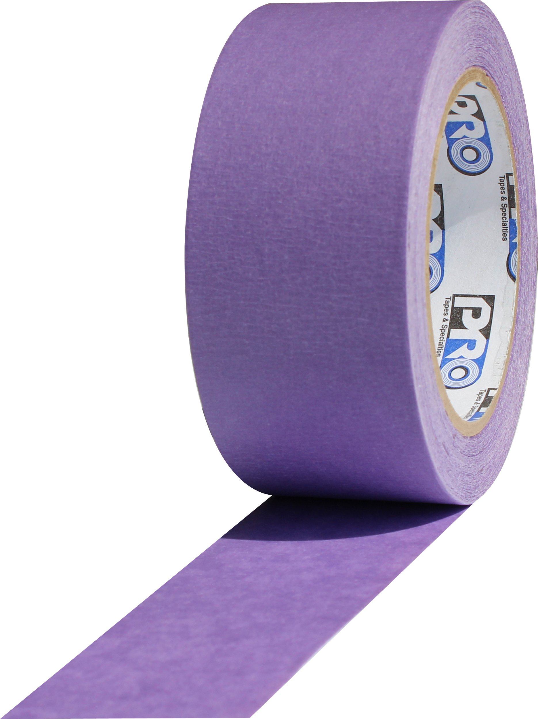 ProTapes Pro Scenic 728 Acrylic 30 Day Easy Release Painters Masking Tape, 60 yds Length x 3'' Width, Purple (Pack of 1) by Pro Tapes
