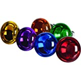 6-PACK COLOURED 40W POD LIGHT BULBS