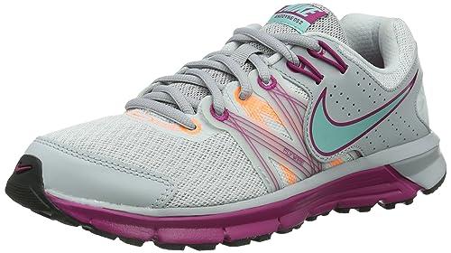 NIKE Anodyne DS 2, Zapatillas de Running para Mujer, Plateado (Pr Pltnm/Dffsd JD-WLF Gry-ATMC), 38 EU: Amazon.es: Zapatos y complementos
