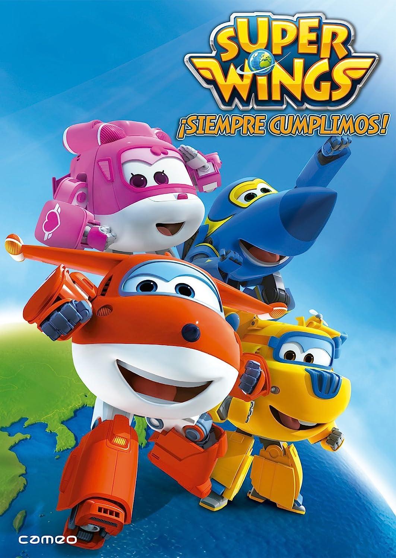 Super Wings ¡Siempre cumplimos! [DVD]: Amazon.es: Dibujos animados, Josh Selig, Dibujos animados: Cine y Series TV