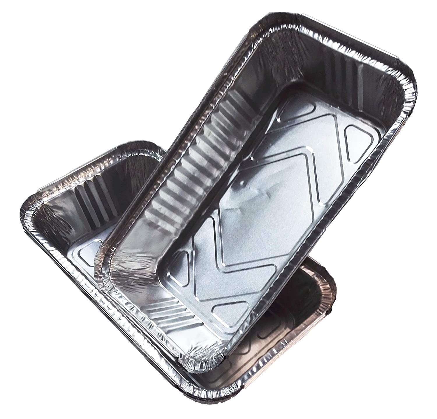 soldbbq 5-Pack Big Easy Aluminum Grease Tray for Char-Broil