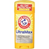 Arm & Hammer Ultramax Invisible Solid Unscented Antiperspirant & Deodorant-2.6 oz
