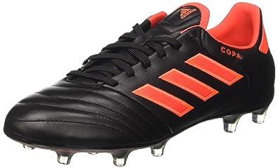 wholesale dealer 203aa 7894e adidas Copa 17.2 FG, Chaussures de Football Homme, Multicolore (Core Black  Solar Red