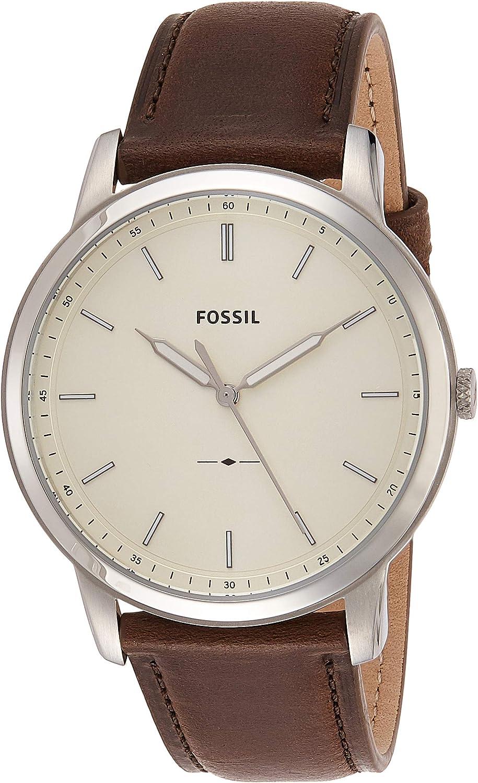 Fossil Men s The Minimalist – FS5439