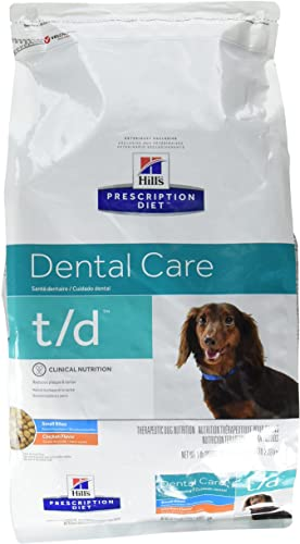 Hill S Prescription Diet T D Dental Health