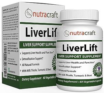Liver Cleanse & Detox Supplement - Advanced Milk Thistle Formula With Silymarin, Turmeric, Beet