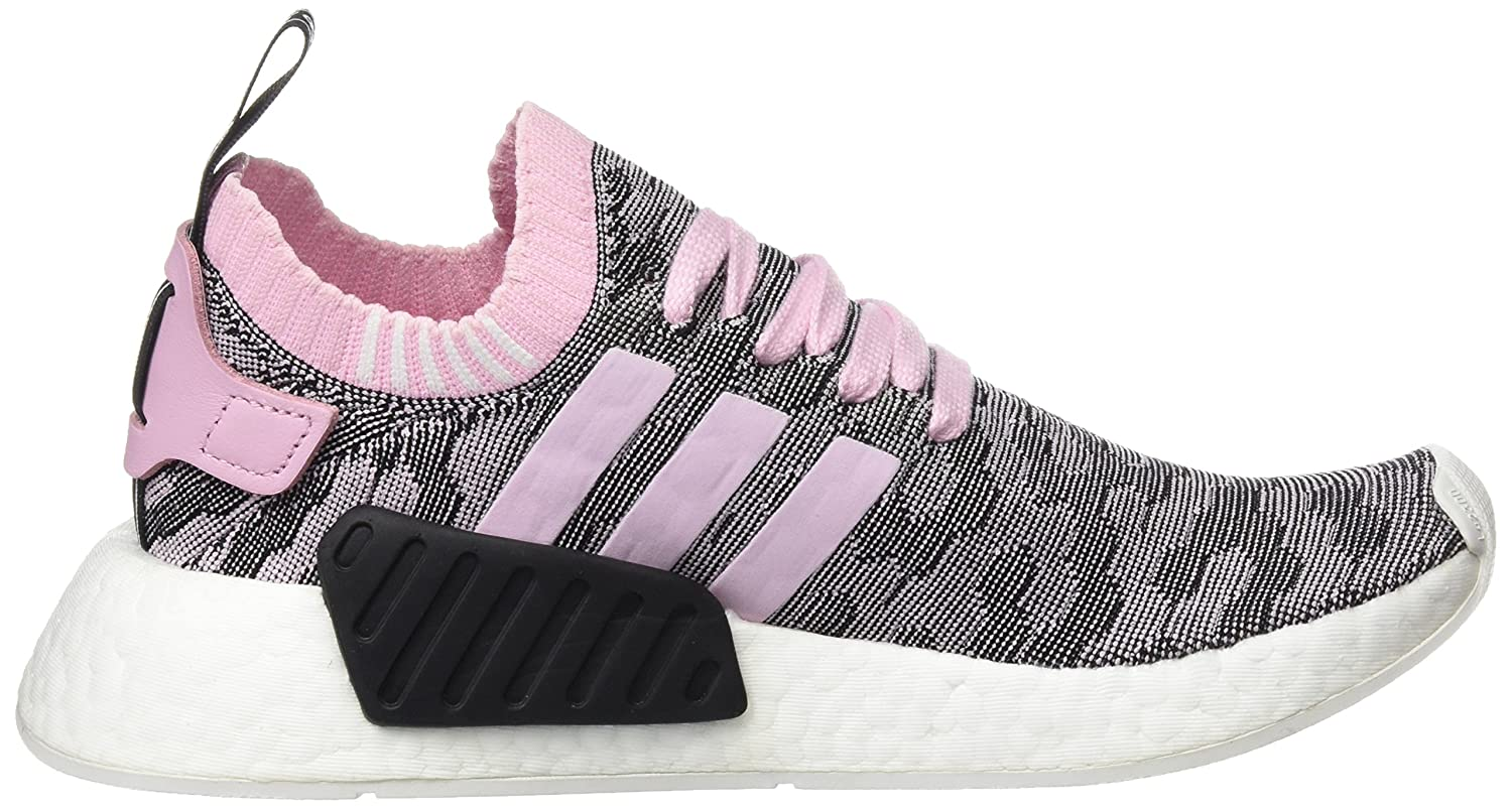 Amazon.com | adidas Originals NMD_R2 Pk Womens Running Trainers Sneakers (UK 7.5 US 9 EU 41 1/3, Wonder Pink White Black BY9521) | Fashion Sneakers