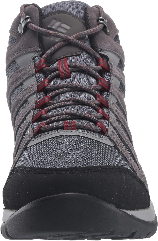 Chaussures de Randonn/ée Imperm/éables Homme Columbia Redmond V2 Mid WP