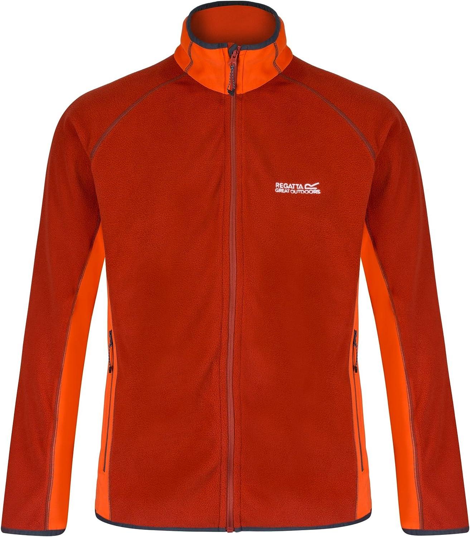 Regatta Mens Ashton Fleece Jacket