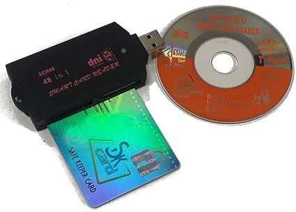 Tarjeta Criptografica para Certificado Digital y Password ...