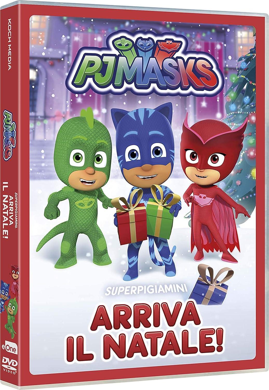 Pj Masks - Arriva Il Natale! [Italia] [DVD]
