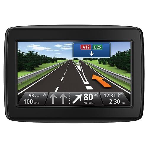 TomTom Start 20 M Europa Completa 45 Paesi GPS per Auto, Mappe Gratis a Vita, IQ Routes, Autovelox [Italia]