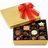 Godiva Chocolatier Gold Ballotin Assorted Gourmet Chocolates 19 Piece Gift Box, Easter Basket Stuffers